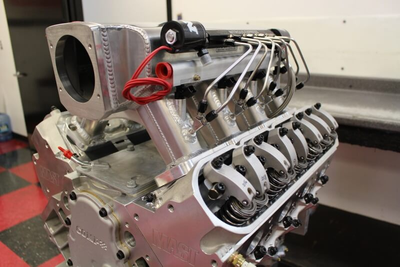 Performance LSx Engines | LS1 & LS3 Crate Engines | Golen Engines