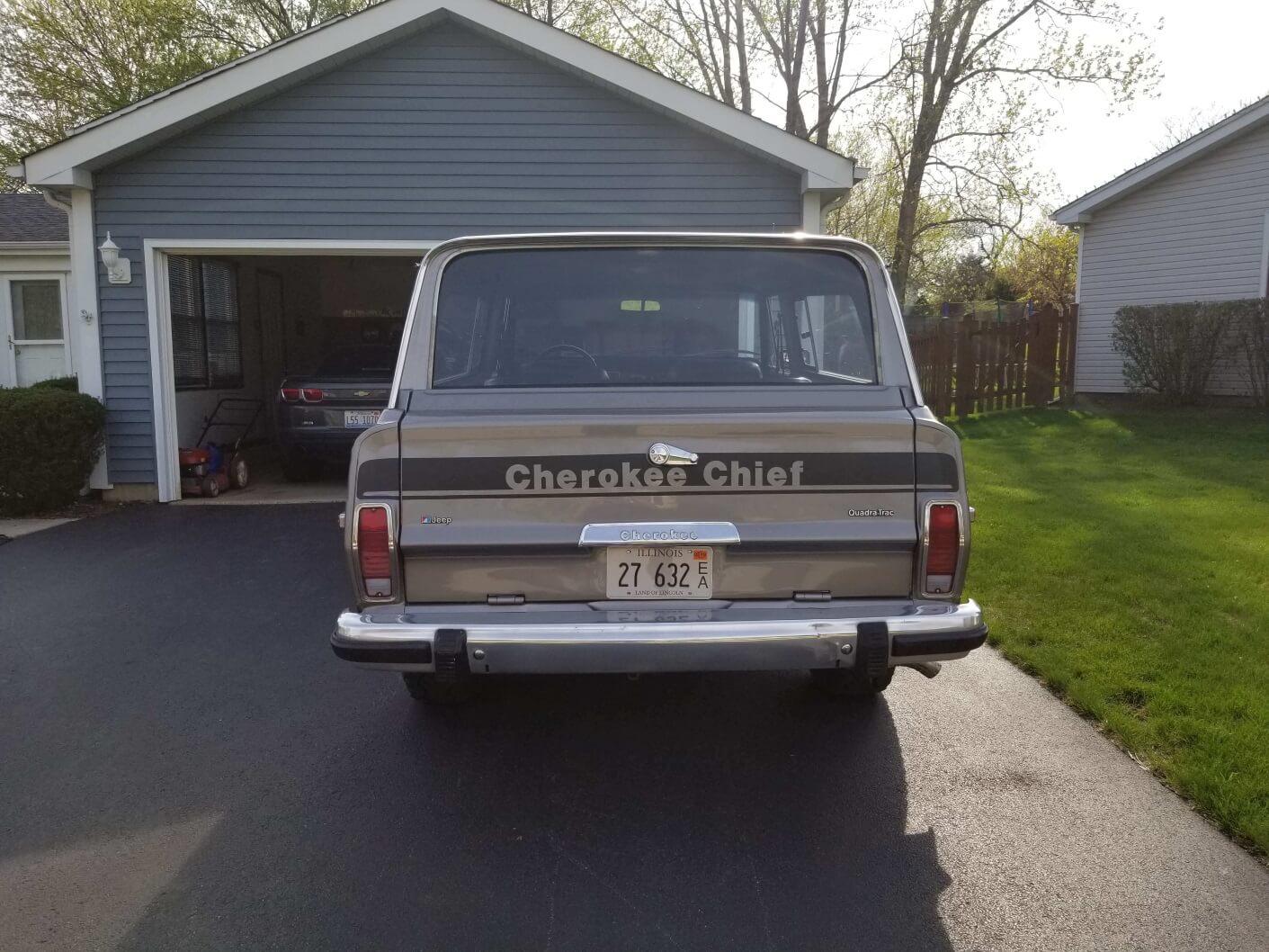 Jeep Cherokee Chief