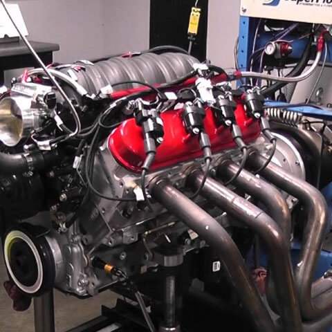 LS1 CRATE ENGINES