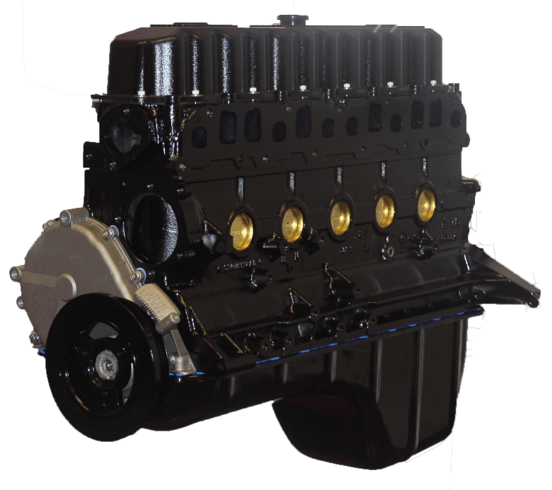 4.6L 270 HP Jeep Complete Engine