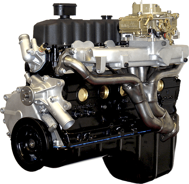 Jeep 4.6L 270 HP Carb Turnkey Engine
