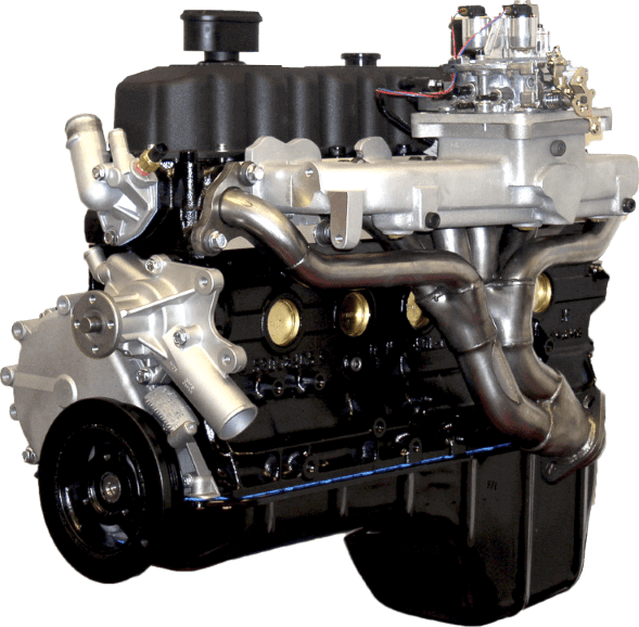 Jeep 4.0/4.6 Stroker Crate Engines