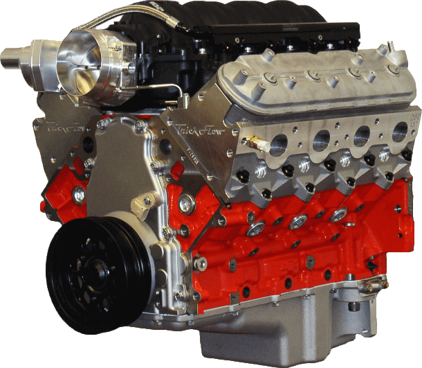 Ls1 Engine Dry Weight: LS1 & LS3 Crate Engines