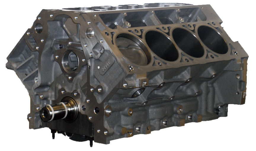 CHEVY 427ci LS7 COMPETITION SHORT BLOCK