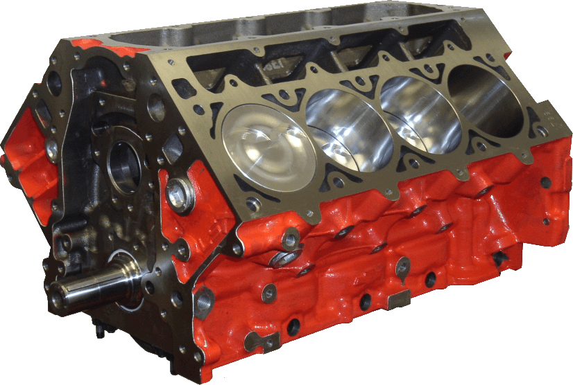 Golen Engine LSx Competition Short Block