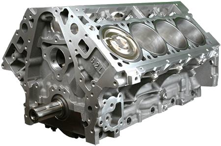 416ci LT1/LT4 Short Block Engine