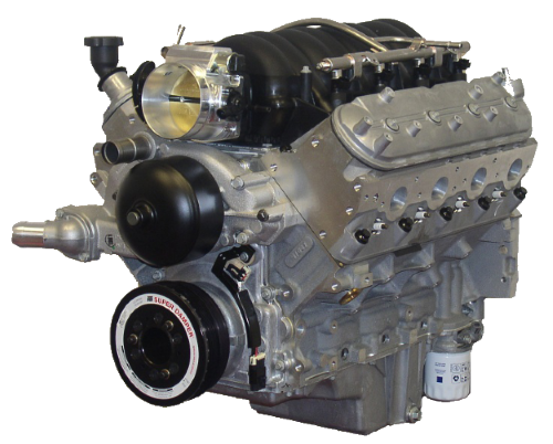 LY6 408ci 550hp Complete Engine