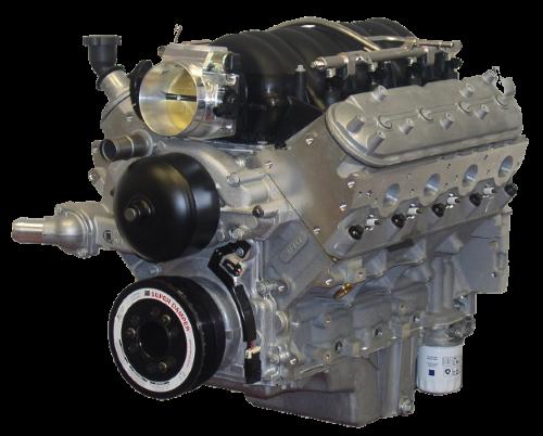 LS7 440ci 700hp WS Z06 Complete Engine