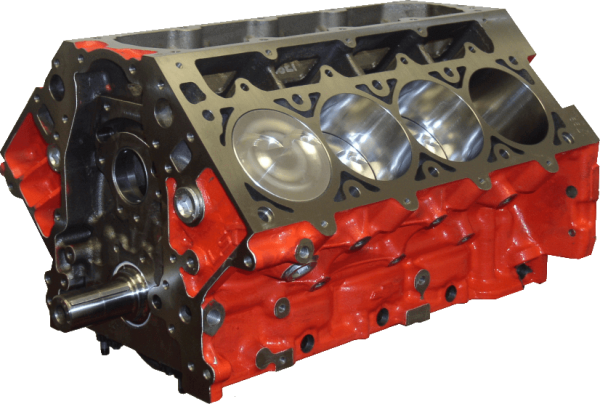 454ci LSx Competition Short Block