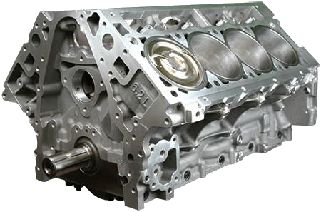 416ci LT1-LT4 Boosted Short Block Engine
