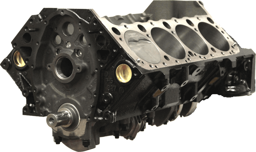 396ci LT1 Competition Short Block Engine