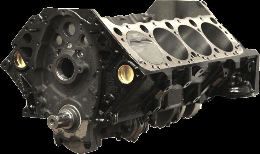 383ci LT1 Street-Strip Short Block Engine