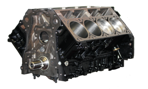 408ci LY6 Competition Short Block
