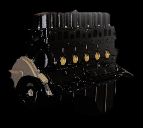 Jeep Complete Engine Raffle